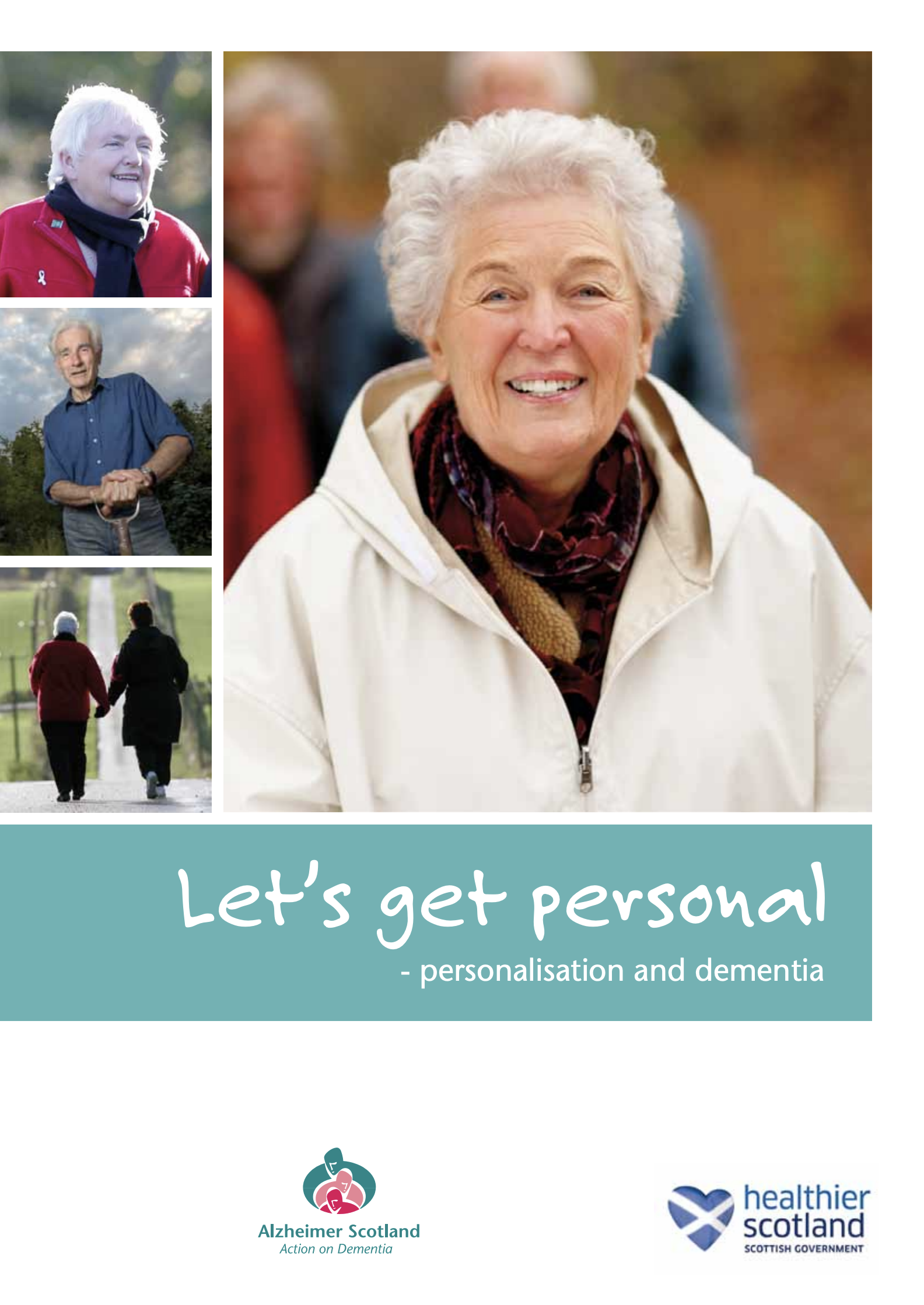 「Let's get personal: personalisation and dementia」