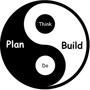 Plan-Do-Build-Think
